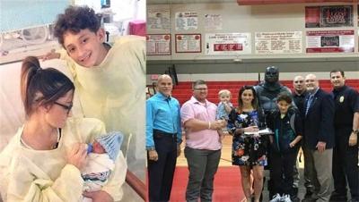 Annesine doğum yaptıran 10 yaşındaki kahraman çocuk!