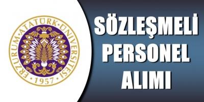 Atatürk Üniversitesi 55 Sağlık Personeli Alım İlanı Yayımlandı
