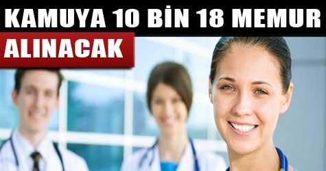 Sağlık Bakanlığı'na 2014 yılı için 10 bin kadro
