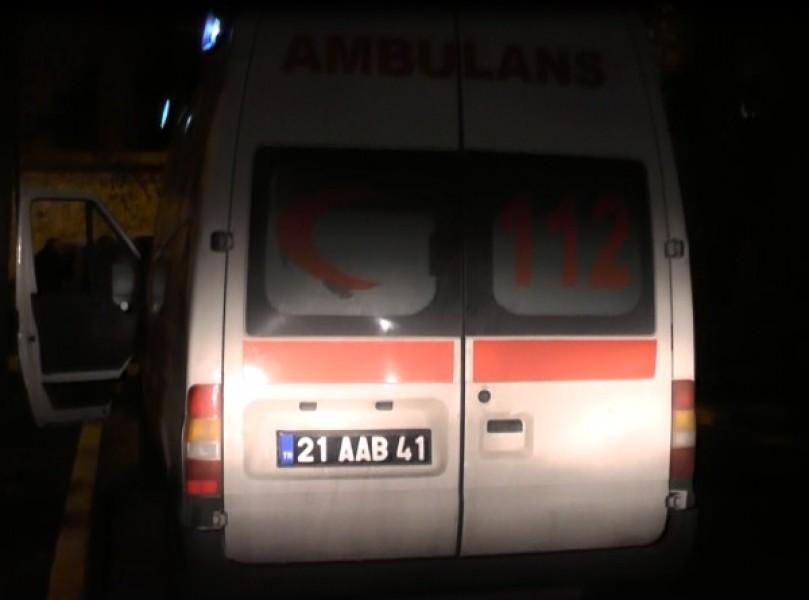 Ambulans ile kaçak sigara sevkiyatı