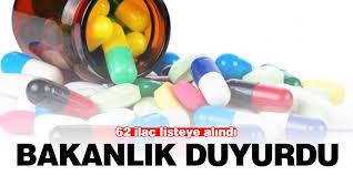 Bakan açıkladı: 62 ilacı geri ödeme listesine aldık
