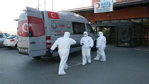 Haydarpaşa Numune'de Ebola alarmı