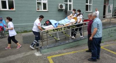 Bursa'da Hareketli Gün! 30'dan Fazla Ambulans Görevlendirildi