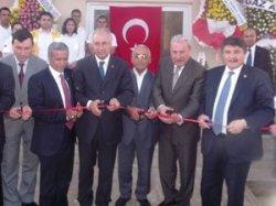 Salihli'de 112 Acil İstasyonu Açıldı