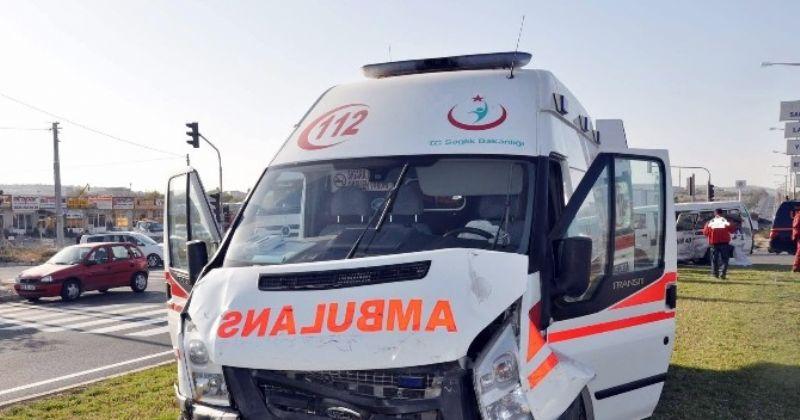 Ambulans kazaları için emsal karar