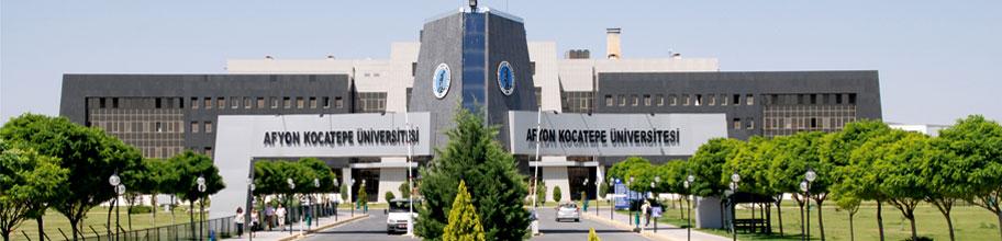 Afyon Kocatepe Üniversitesi Sözleşmeli Personel Alım İlan