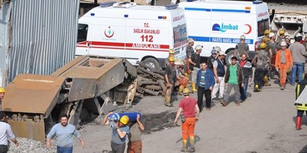 Soma'daki faciada itfaiye 57, ambulans 63 dakika sonra aranmış