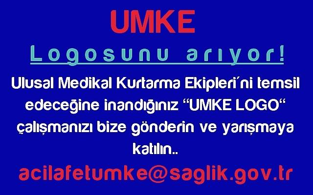 UMKE Logosunu Arıyor!