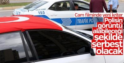 Cam filmi yasağıyla ilgili yeni düzenleme