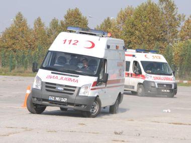 Ambulans Şoförü Alımı Hakkında