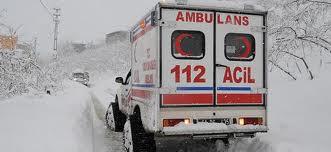Kırşehir 112, kışa hazır