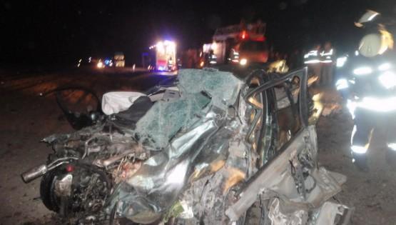Denizlide Ambulansla Otomobil Çarpıştı: 5 Ölü