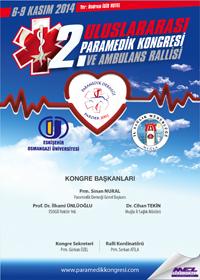 Uluslararası Paramedik Kongresi Ve Ambulans Rallisi