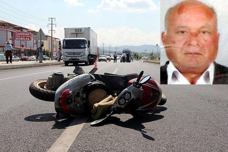 Ambulans takibinde motosiklete çarptı: 1 ölü