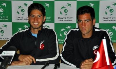 Davis Cup'ta İkinci Günün Galibi Türkiye (2)