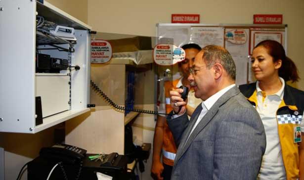 Sağlık Bakanı Akdağ'dan sürpriz iftar ziyareti