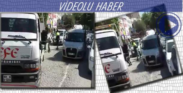 Urfa'da Çekicinin Ambulans Duyarsızlığı