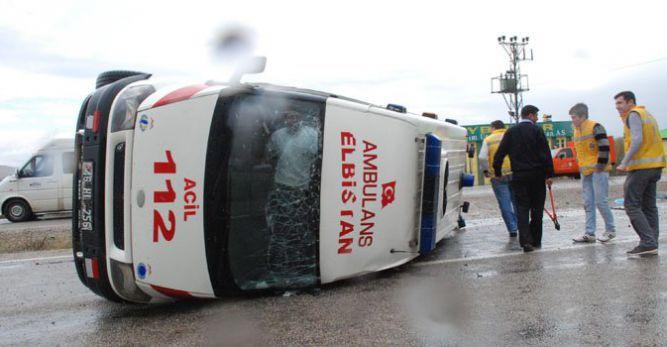 Paramedikler Kazalarda 136 Şehit Verdi