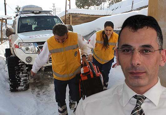 Paletli Ambulansı dolmuş gibi kullanan 63 yaşındaki kadına suç duyurusu
