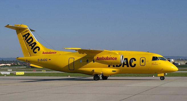 """ADAC, ambulans jetleri ile """"hasta taşımak"""" yerine bakın ne yapmış?"""
