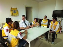 Bayramda yoğun çalışan 112 personeline moral ziyareti