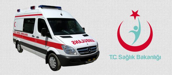 Ambulanslar İçin 3 Bin Taşeron Şoför Alınması Kabul Edilemez