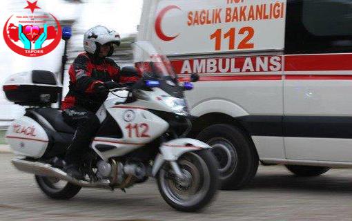 TAPDER'den 112 Personelinin Mesai Saatleri Hakkında Açıklama