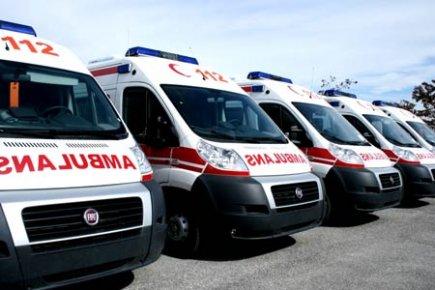 Çubuk'a Yeni 112 Acil Yardım İstasyonu Kuruldu