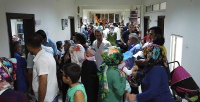 Elbistan'da 2 Bin Kişi Sudan Zehirlendi ! Sağlık Personeli Acil Göreve Çağrıldı