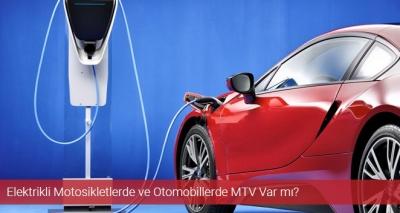 Elektrikli otomobilde MTV oranı belli oldu