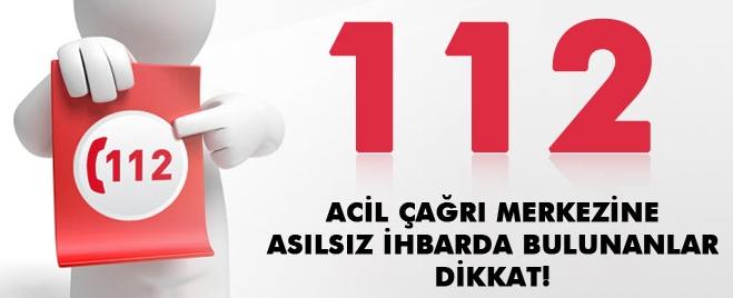 112′ye Asıl İhbar Cezası TBMM'de Kabul Edildi