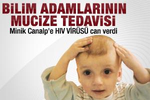 Kötü huyu temizlenen HIV Canalp'e ilaç oldu - izle