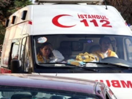 Ambulanslardaki Personel Sayıları Azaltıldı