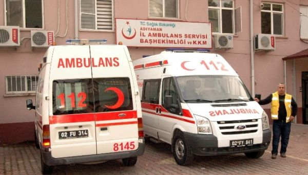 112 Acil Sağlık Ekipleri Daha 'hızlı' Olacak