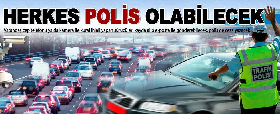 Herkes Polis Olabilecek!