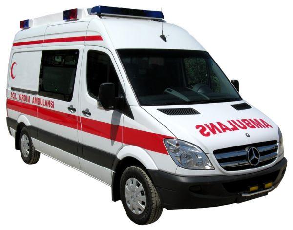 Ambulans Şoförüne Yumruğa Altı Ay Hapis!