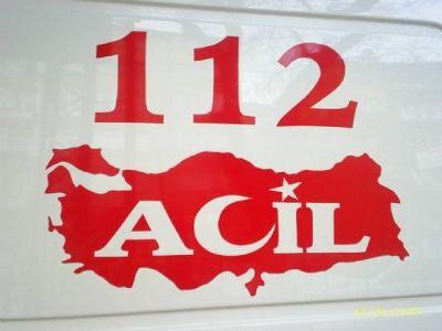 Ambulans Personellerine Eğitim!