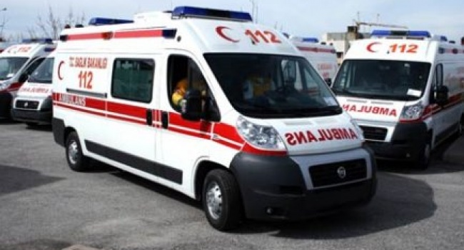 Hasta Sevki Yapmaya Hazırlanan Ambulans Şoförü Beyin Kanaması Sonucu Öldü