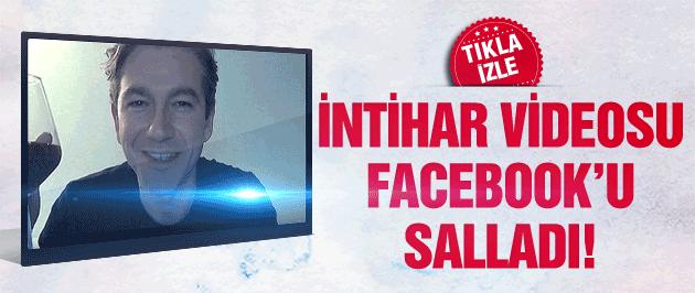 İntihar videosu Sosyal Medyayı salladı!