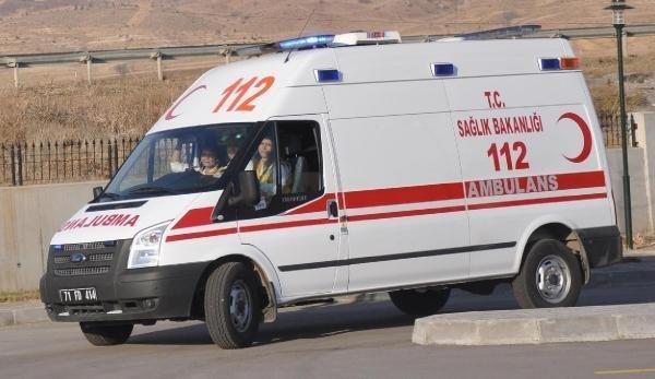 Hasta yokken trafiği tehlikeye düşüren 112 şoförleri takibe alınacak