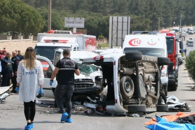 Feci kazada ölen kişilerin kimlikleri belli oldu! Sağlık Çalışanı ve Ailesi Yok Oldu