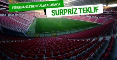 Fenerbahçe'den Galatasayar'a Sürpiz Teklif