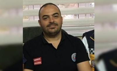 Genç Paramedik Trafik Kazasında Hayatını Kaybetti