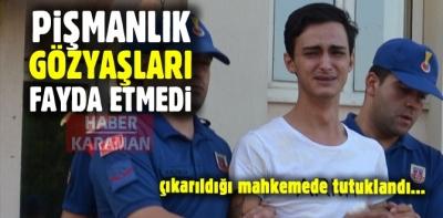 Genç Sağlıkçı Gözyaşlarıyla Cezaevine Gitti
