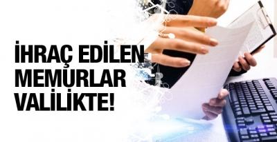 İhraç edilen FETÖ mağdurları İstanbul Valiliği'nde