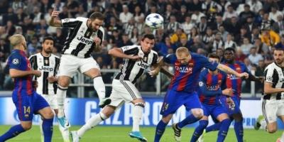 Juventus Barça'yı ezdi geçti! Büyük fark!