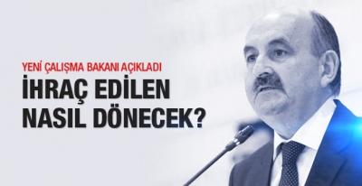 Kamuda açığa alınanlar için Müezzinoğlu'ndan flaş açıklama