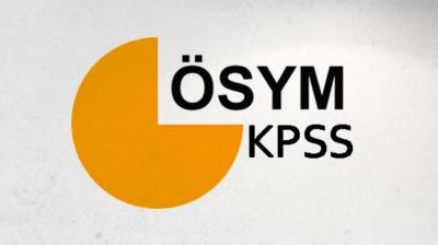 KPSS-2018/4 Yerleştirme Sonuçlarına Göre Paramedik (AABT) Taban/Tavan Puanları