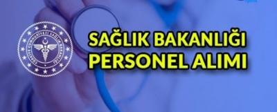 KPSS 2019/4 Branş Bazında Kadro Dağılımları (12 Bin Sağlık Personeli Alımı)