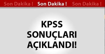 KPSS-2019/6 Yerleştirme Sonuçları Açıklandı